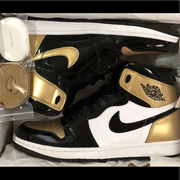 d1ed692ca621 Jordan Other - Jordan 1 High OG NRG (Gold Toe)